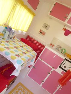 Crazy cute interior