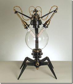 ɛïɜ Franck Buchwald Lamp ɛïɜ