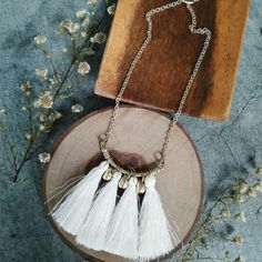 Buy Tassel necklace in Quezon City,Philippines. Get great deals on Women's Jewelry Chat to Buy