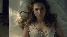 Beautiful nightgown costume for Evan Rachel Wood in Westworld  (TV Series)