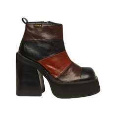 Designer Clothes, Shoes & Bags for Women Dr Shoes, Sock Shoes, Me Too Shoes, Funky Shoes, Cute Shoes, Aesthetic Shoes, Aesthetic Clothes, Mochila Hippie, Mode Emo