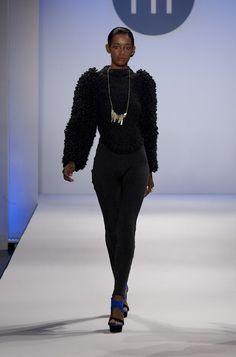 Idan Barsheshet: FIT Future of Fashion Runway Show 2012