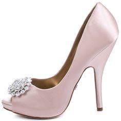 Lissa - Pink Satin  Badgley Mischka $220.49
