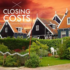 Financial closing costs are paid by both the buyer and the seller. In some areas, custom or tradition calls or the seller to pay for certain expenses and the buyer to pay for others. Closing Costs, Closer, Cabin, House Styles, Home, Cabins, Ad Home, Cottage, Homes