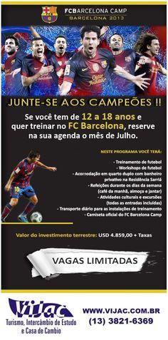 FCBarcelona Camp