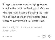 not hamilton, but still Lin, and still gives me the feels