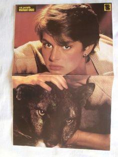Nastassja Kinski Big Poster from Greek Magazines clippings 1970s 1990s | eBay