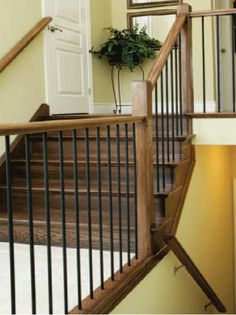 (Luxurious Wrought Iron Spindles ...