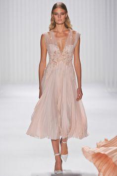 J. Mendel Spring RTW 2013 on Style.com  Constance Jablonski by Yannis Vlamos  Shoulder Dress #2dayslook #anoukblokker #ramirez701 #lily25789 #ShoulderDress     www.2dayslook.com