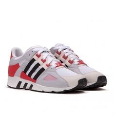 Adidas Equipment Running Cushion 91 (White / Green / Black)