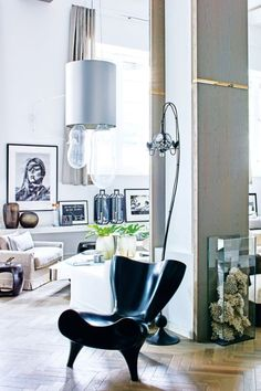 House tour: a designer's London home of epic proportions - Vogue Living