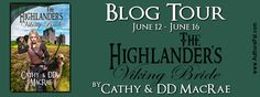 Abibliophobia Anonymous                 Book Reviews: **BLOG TOUR With Giveaway**  The Highlander's Viki...