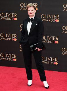 Martha Plimpton, Royal Albert Hall, London England, Dress Black, Red Carpet, Awards, Icons, Actresses, Black And White