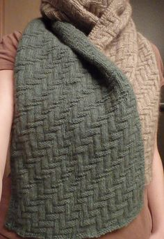 Ravelry: Project Gallery for Kinetic pattern by Norah Gaughan
