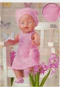 Miskas krypin: Gratis virk och stick beskrivning till dockan!