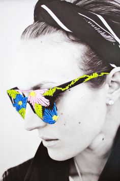 DIY Embroidered Photo Art
