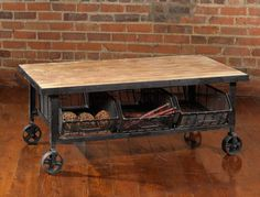 Foundry Coffee Table By William Sheppee FDY002