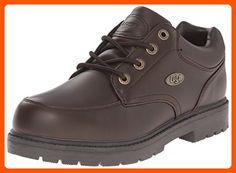 Lugz Men's Wallop Chukka Boot, Chocolate, 9.5 D US - Mens world (*Amazon Partner-Link)