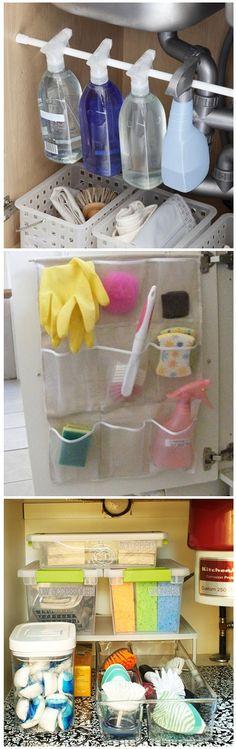 Mutfakta Eliniz Ayağınıza Dolanmasın! İşte Uygulaması Kolay Mutfak Düzenleme Taktikleri
