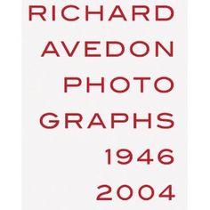 Richard Avedon, $44.10 (Amazon)