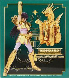 Shiryu V1 Gold Box
