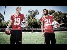 FOOTBALL -  Bonucci e Pirlo alla scoperta del football di Stanford - Pick me! - http://lefootball.fr/bonucci-e-pirlo-alla-scoperta-del-football-di-stanford-pick-me/