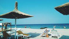 Azur Beach, Eforie Nord, Romania | Black Sea Sports Nautiques, Station Balnéaire, Black Sea, Beach Pictures, Patio, Amazing, Outdoor Decor, Collections, Instagram