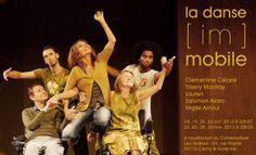 LA DANSE IMMOBILE Une création artistique de Clémentine Célarié. http://www.alloprod.com/la-danse-immobile-un-combat-artistique-contre-la-maladie/