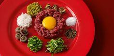 Radatz: Rezept -  Beef Tatar
