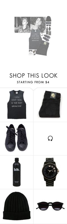"""""""Andy ♚"""" by kaleah-sixx ❤ liked on Polyvore featuring mode, Cheap Monday, Converse, Marc by Marc Jacobs, Dolce&Gabbana, Chicnova Fashion, women's clothing, women, female et woman"""