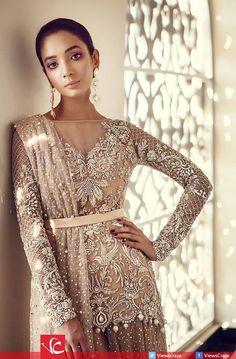 Elan l Bridals Pakistani Wedding Outfits, Bridal Outfits, Pakistani Dresses, Indian Dresses, Indian Outfits, Pakistani Couture, Indian Couture, Pakistan Fashion, Indian Designer Wear