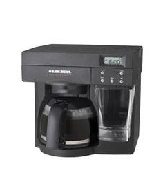 Under Counter Coffee Maker Black Decker Spacemaker Under
