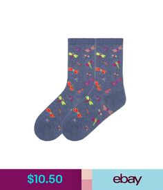 Dragonfly Painting Ladies Colorful Knee High Fashion Socks