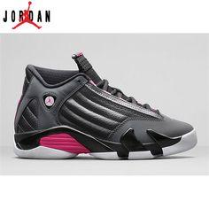 newest a6a7d 12453 654969-028 Air Jordan 14 Retro Hyper Pink Womens Shoes,Jordan-Jordan 14