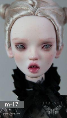 Popovy dolls make up