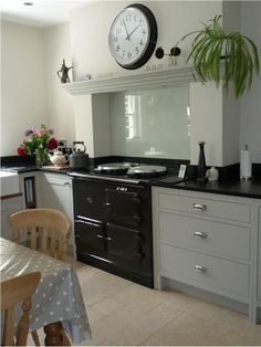 White Kitchen Emulsion farrow and ball bone - sarah anderson | kitchen | pinterest