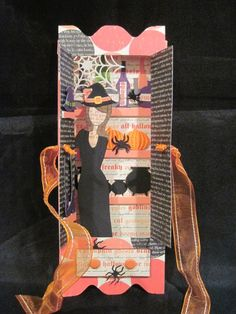 'Witches Armoire' Julie Nutting Prima doll.