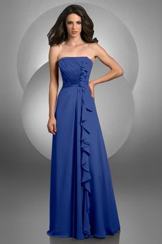 Style 419: Bridesmaids, Prom, Special Occasion & Evening: Bari Jay and Shimmer
