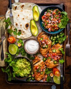 Traeger Chicken Tequila Fajitas Makes 4 – 6 servings Tequila Chili Chicken 2 pounds boneless-skinless chicken breasts 2 tablespoons olive oil 2 tablespoons tequila 2 teaspoons chili powder 1 … Traeger Chicken, Mexican Food Recipes, Dinner Recipes, Party Food Platters, Clean Eating, Healthy Eating, Healthy Cooking, Good Food, Yummy Food