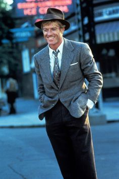 Robert Redford in The Natural #actors #movies #films