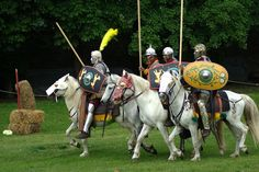 Caballería legionaria - Hippika gymnasia - Wikipedia, the free encyclopedia
