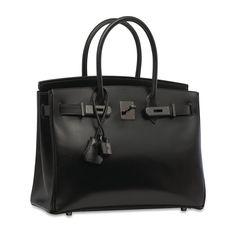 Hermes Birkin, Hermes Kelly Bag, Hermes Bags, Birkin 25, Hermes Handbags, Black Handbags, Purses And Handbags, Beautiful Handbags, Big Bags