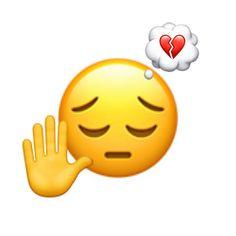 Stop broken hearted emoji Emoji Wallpaper Iphone, Cute Emoji Wallpaper, Sad Wallpaper, Cute Disney Wallpaper, Wallpaper Backgrounds, Iphone Backgrounds, Images Emoji, Emoji Pictures, Funny Emoticons