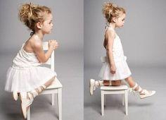 Perfect for a flower girl! #hair #kids #hairideas #hairinspiration #flowergirl #wedding #curls