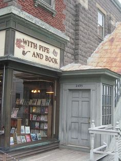 Nigel Beale's Bookstore (Lake Placid, NY) Photographs by Literary Tourist, via Flickr