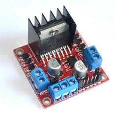 L298N Dual Motor Controller Module 2A from Tronixlabs Australia