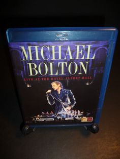 Michael Bolton - Live At The Royal Albert Hall (Blu-ray Disc, 2010)