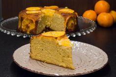 Recept: Mandarinkový koláč bez mouky | Vím, co jím