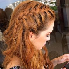 to updo braided hairstyles hairstyles to the side hairstyles rasta hairstyles dreads hairstyles pakistani braided hairstyles for natural hair hairstyles with beads elegant hairstyles # cornrows Braids boys Hairstyle Braid, French Braid Hairstyles, Side Hairstyles, Pretty Hairstyles, Braid Headband, Hair Plaits, Hairstyles Videos, Hairstyles 2018, Elegant Hairstyles