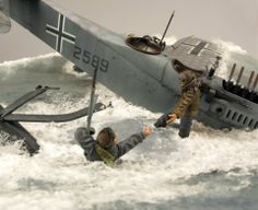 masterpiece by the wonderful diorama maker Per Olav Lund